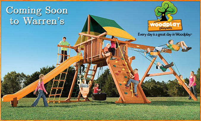 Woodplay Playset