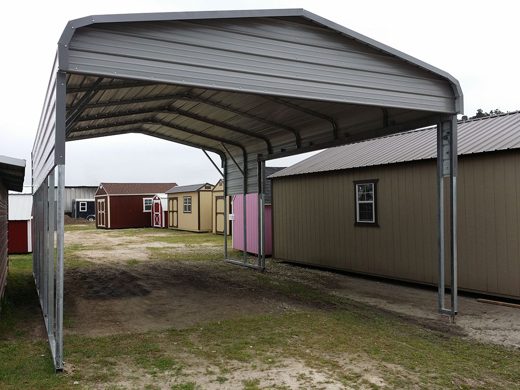 Metal Carports Porter Tx By Integrity